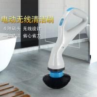 무선 욕실청소기 자동 스핀 회전 전동 청소기 G4, 2 단계 청소용 브러시 (TOP 5626208352)