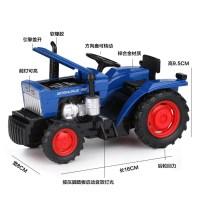 캐디웨이 트랙터 모형 합금 엔지니어링차 장난감 차 보이 자동차, 57192 블루 트랙터 헤드 (TOP 4803890247)