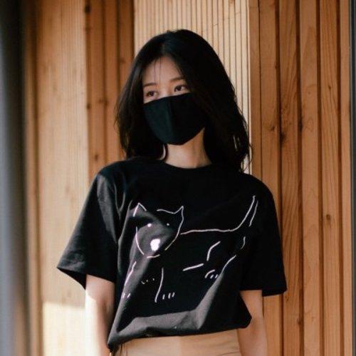 [텐바이텐] [Organic cotton] The Dog (black)