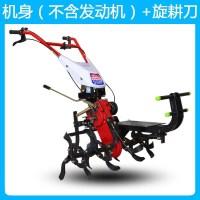 승용관리기 구굴기 텃밭용 트레일러 농기계 농사용 미니 소형 7, 회전식 경운기 엔진 제외 (TOP 5302972184)
