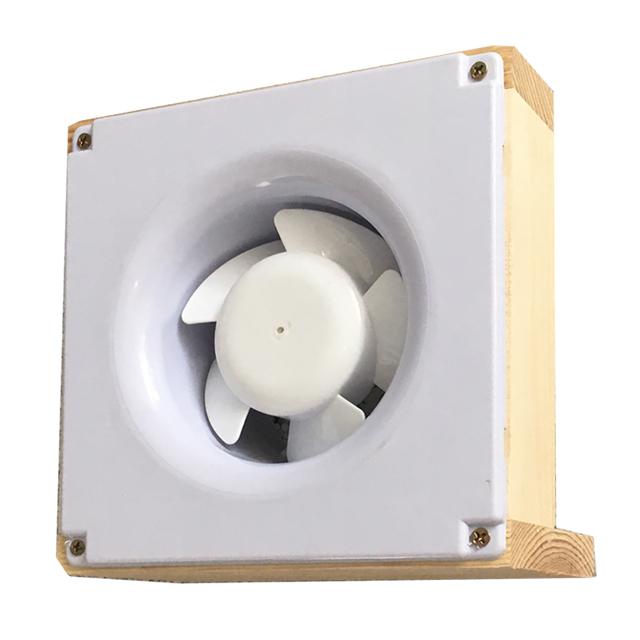 아키아 창문 환풍기 이동식 무설치 저소음 HP02, 1개