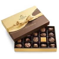 Godiva Milk Chocolate Gift Box 고디바 밀크초콜릿 골드컬렉션 기프트박스 22개입 1박스 (TOP 6063824907)