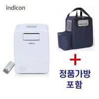 인디콘 이동식 에어컨 캠핑콘 소형 미니 USP-3020 전용가방, USP-3020 최신형 + 정품전용가방 (TOP 1552112542)