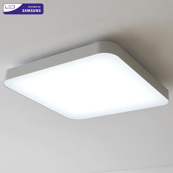 조명에반하다 시스템 방등 LED60W 화이트 (SP60)R 천장등/실링라이트