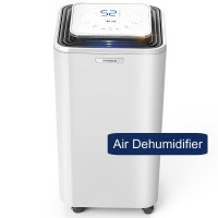 DH02 가정용 공기 제습기 음소거 지하실 침실 산업 건조기 수분 흡수기 드라이 홈 제습기 220v 50hz 1pc, EU 플러그 (TOP 5621354177)