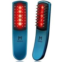 모나스빔 레이저 모발관리기 LED 두피 마사지기 저출력 저준위 기기 기계, BN-BE100, 블루 (TOP 1453576355)