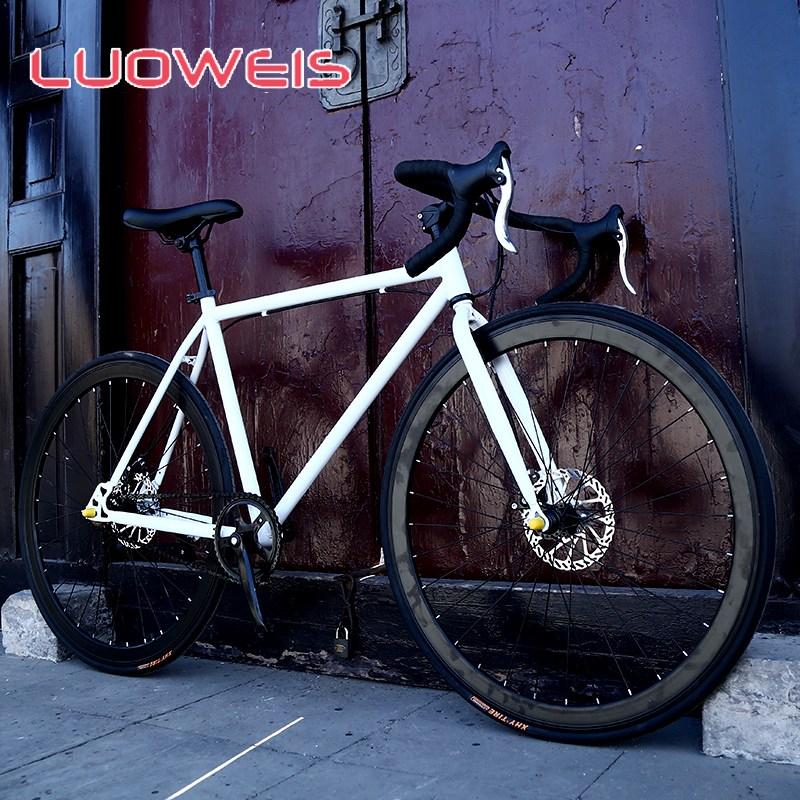 입문용 출퇴근 학생 경량 사이클 싸이클 로드 자전거, 24 인치 30 칼은 숫자를 기록합니다.