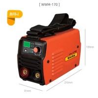 웰즈 인버터  WWM-170 미니 초소형 휴대용 5KW (TOP 1963806639)