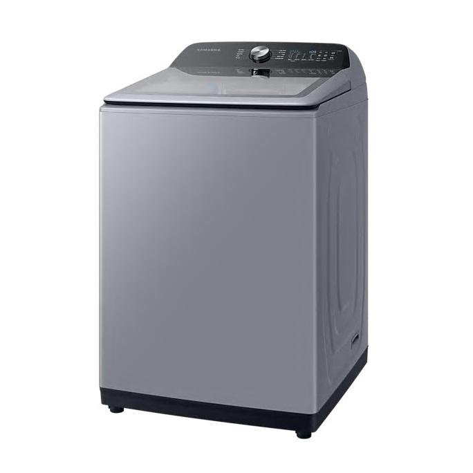 삼성전자 그랑데 WA19A8370KY 통버블 세탁기 19kg 버블폭포 입체돌풍세탁 라벤더 그레이