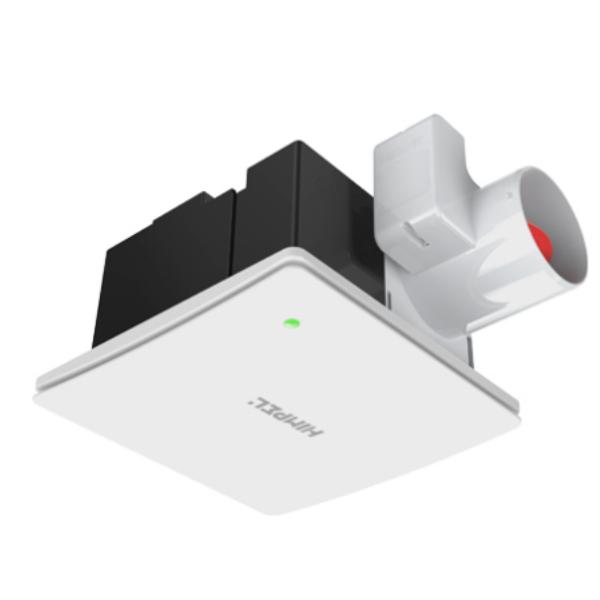 힘펠 강력한 역류차단 습기제거 화장실 욕실 환풍기(설치가능), 제로크 HV3-80X(MD)_F그릴_배송