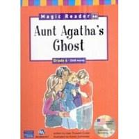 Magic Reader 66 Aunt Agatha's Ghost -Grade 6 - 2500 words(교재+CD 1)-Magic Reader66 (TOP 5608229211)