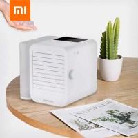 샤오미 microhoo 미니에어컨 선풍기 / 탁상용 휴대용 미니에어컨 / 캠핑용 에어컨 / (POP 5321182599)