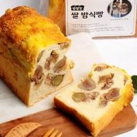 누리원 공주알밤이 가득 공주 알밤식빵, 1개, 350g (TOP 1362707664)