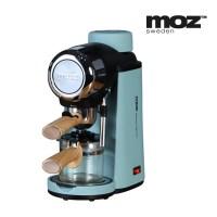 모즈스웨덴 MOZ 에스프레소 커피머신 DR-800C, bluish green (TOP 4341051862)