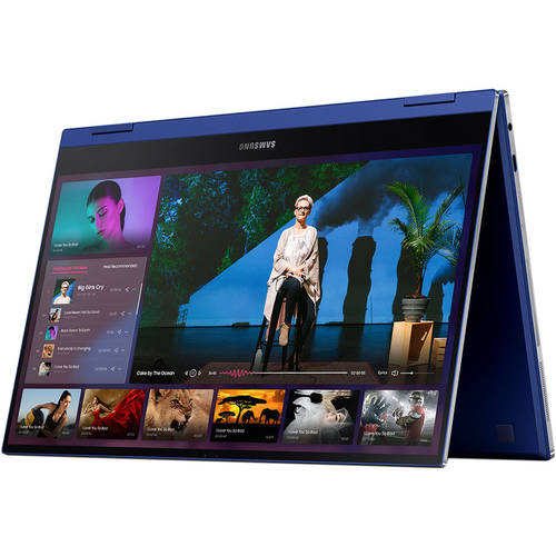 Samsung Samsung 13.3 Galaxy Book Flex Multi-Touch 2-in-1 Laptop (Royal, 상세내용참조, 상세내용참조, 상세내용참조