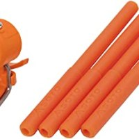 소토 캠핑용품 ST-3106 레귤레이터 스토브 컬러 어시스트 세트 3컬러, 옐로우 (TOP 4395835051)