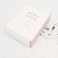 실키롤즈 속눈썹펌 체험팩 세트 (5회분) 케라틴 영양펌 속눈썹 파마 키트 (TOP 5347170762)
