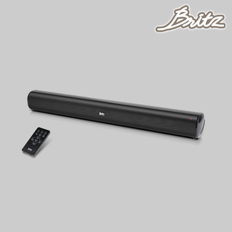 브리츠 BZ-T2210S AV SoundBar TV용 영화관 사운드바 스피커 블루투스 기기 연결 가능