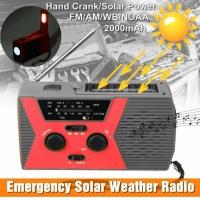 캠핑 차박 무소음 비상 이동식 발전기 야외 FM AM NOAA 라디오 (TOP 5233020398)