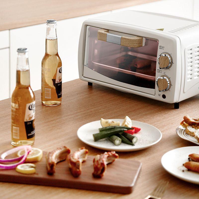 오븐레인지 전기오븐 가정용 소형 전자레인지 온도컨트롤 인덕션, T01-오븐 PET-11
