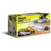 상어 일회용 하드 플로어 진공 청소기 및 걸레 패드 10 카운트 VACMOP 리필 화이트 VMP10: 홈 & 키친, 단일옵션 (TOP 4933809541)