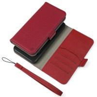 어썸디자인 오블리크 가죽 카드 지갑 다이어리 핸드폰 케이스 (POP 4899728633)