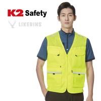 K2 Safety 라이크빈 조끼 LB2-608 (TOP 172045036)