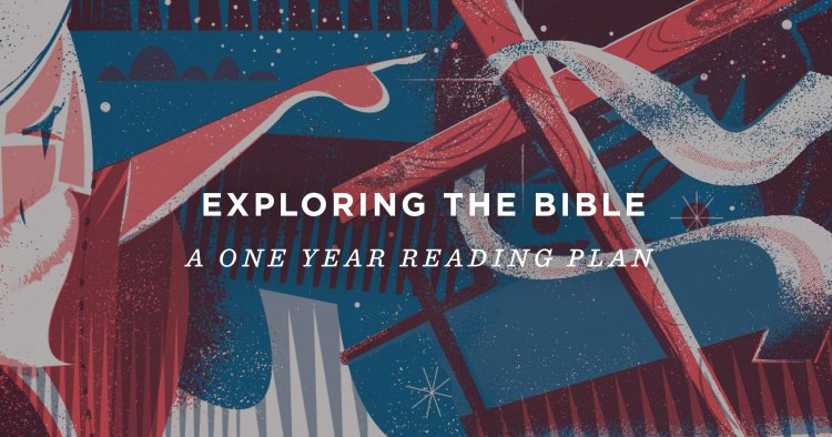 Exploring the Bible: A One-12 months Studying Plan