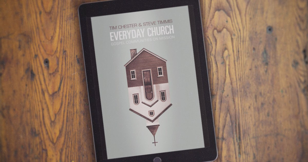 Free Ebook: 'Everyday Church'