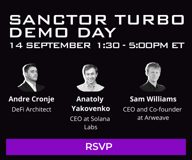 Sanctor Turbo Show Day