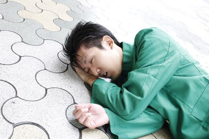原宿に戸愚呂弟が現れたと聞いたので、「幽☆遊☆白書」の名シーンを再現してみた(仮)