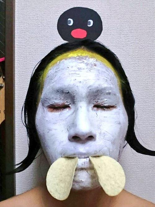 最高にキモイけど笑ってしまう! 日本一雑なコスプレをする男のフォルムチェンジ 10選