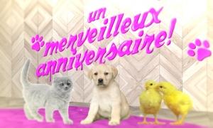 cartes chiens virtuelles gratuites