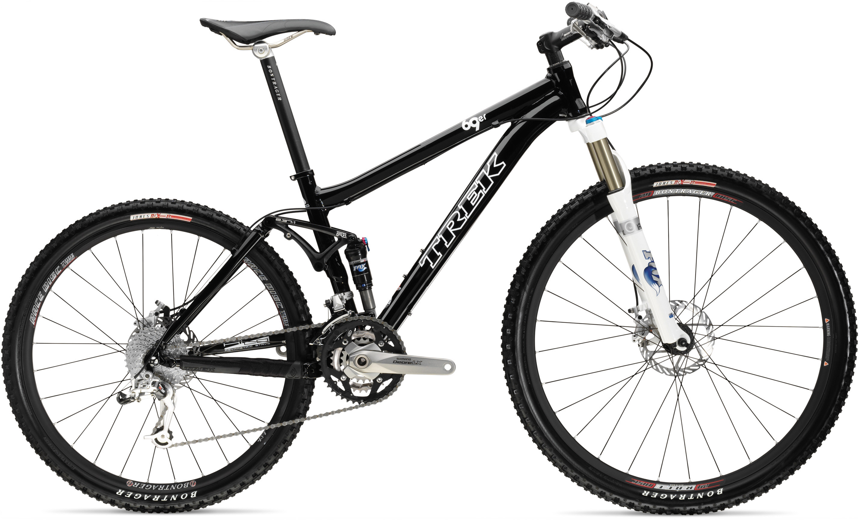 Trek Top Fuel 69er