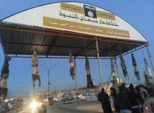 mattanza isis nella citta' irachena di hawija