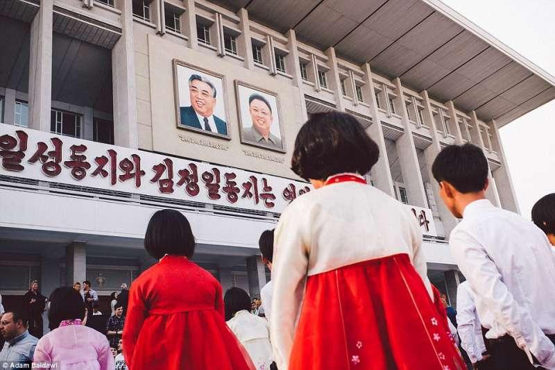 pyongyang preghiera pe ri leader
