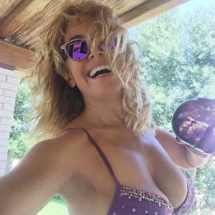 barbara durso selfie
