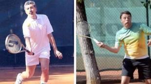 renzi d alema dalema tennis