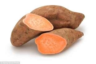 le patate dolci danno vitamina a