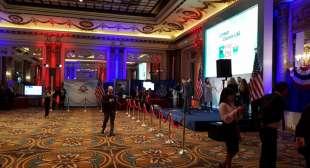 festa ambasciata americana a roma per le elezioni usa 4