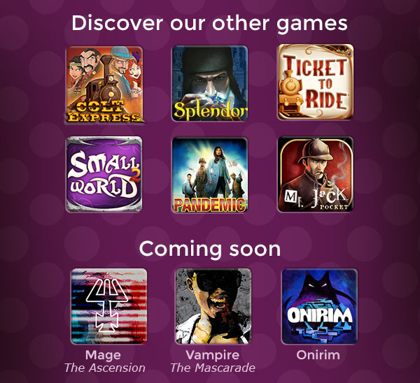 Asmodee Digital Catalogue