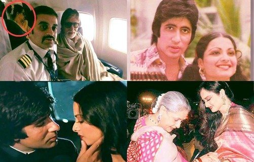 10 Bollywood's DIRTY secret affairs! 4
