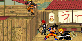 Anime Games   DBZGames org Super Smash Flash 2 1 0 3