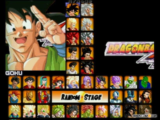 Dragon Ball AF MUGEN Download