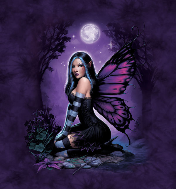 Night Fairy By James Ryman DecalGirl