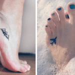 15 Cute Miniature Foot Tattoo Ideas Demilked