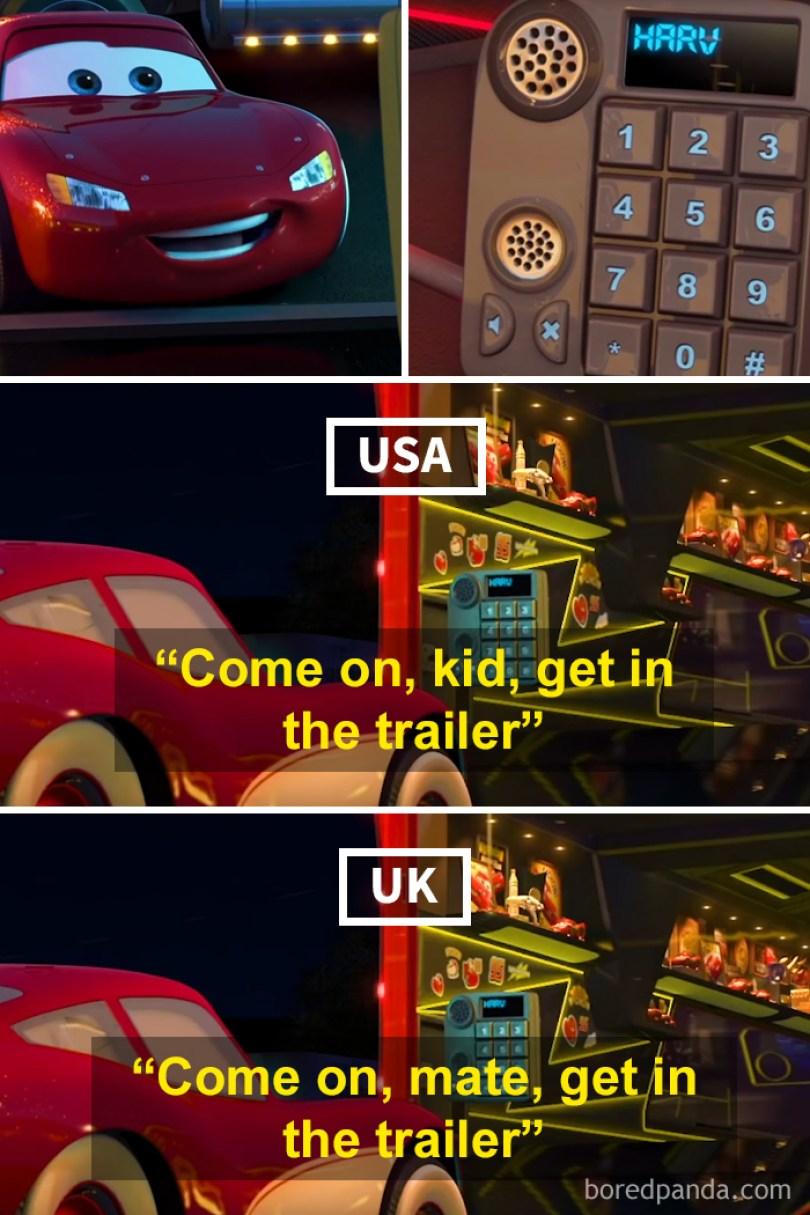 5fbf6576e5bd9 13 5fbd0eedccca8  700 - Detalhes que a Pixar e a Disney mudaram em seus filmes em países diferentes