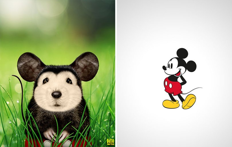 5fc766442d4e9 How Animals Cartoon Characters Would Look In Real Life 5fbcfbf78a3a5  880 - Imaginação! Como os personagens de desenhos animados seriam na vida real?