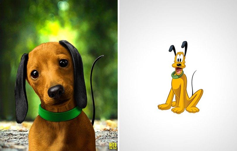5fc76644f40b5 How Animals Cartoon Characters Would Look In Real Life 5fbcfbfc8134b  880 - Imaginação! Como os personagens de desenhos animados seriam na vida real?