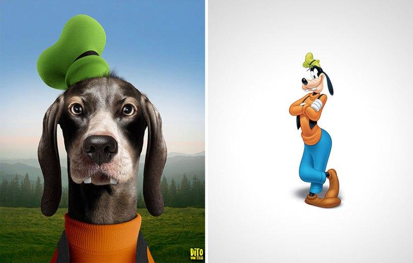 5fc76645b71cd How Animals Cartoon Characters Would Look In Real Life 5fbcfbdf9af9d  880 - Imaginação! Como os personagens de desenhos animados seriam na vida real?